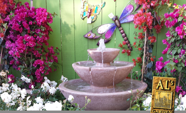 Alu0027s Garden Art Products Are Manufactured By Fiore Stone, Inc., An American  Manufacturer. We Invite You To Visit Our Displays And See And Hear A Large  ...
